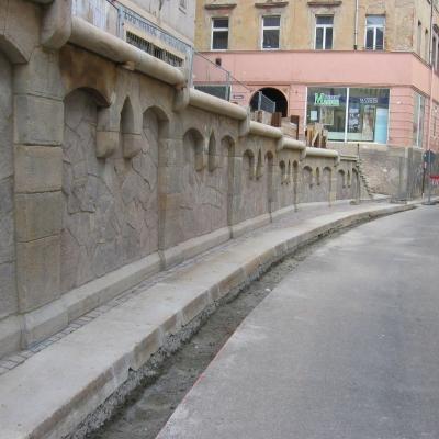 Wallstraße Altenburg